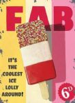 Fab Ice Lolly Vintage Tin Plaque Retro Metal Wall Sign Gift